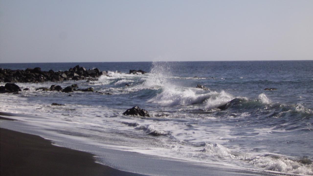 Atlantik-Brandung auf La Gomera