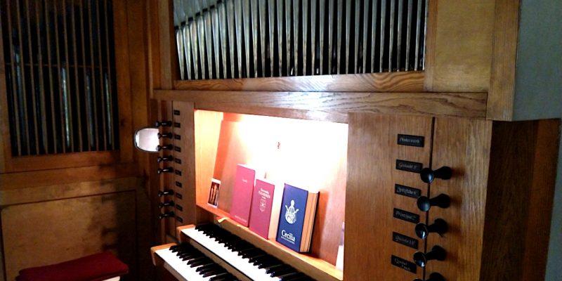 Orgel von St. Anna, Berlin Baumschulenweg