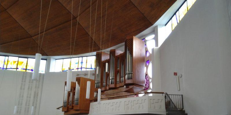 Orgel von St. Marien Lüneburg